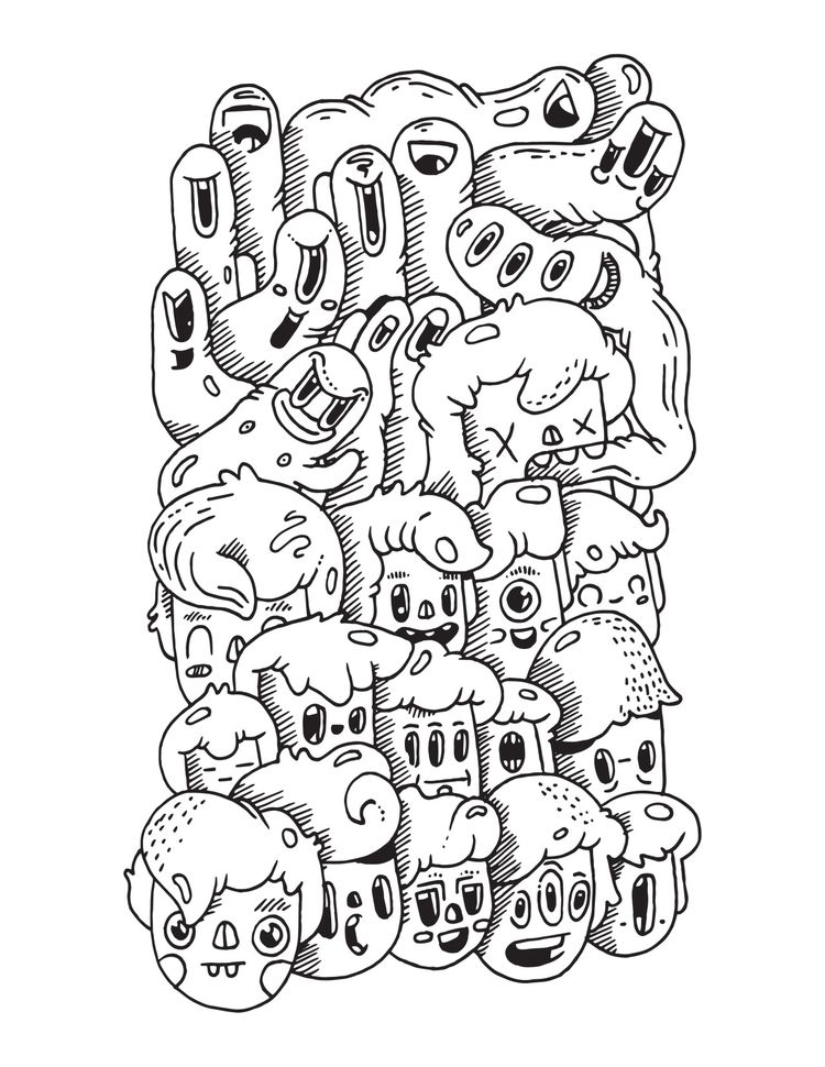 Derp - Feeling Derpy - illustration - warholbot   ello