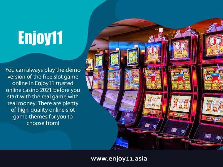 Enjoy11 leading platform online - enjoy11asia | ello