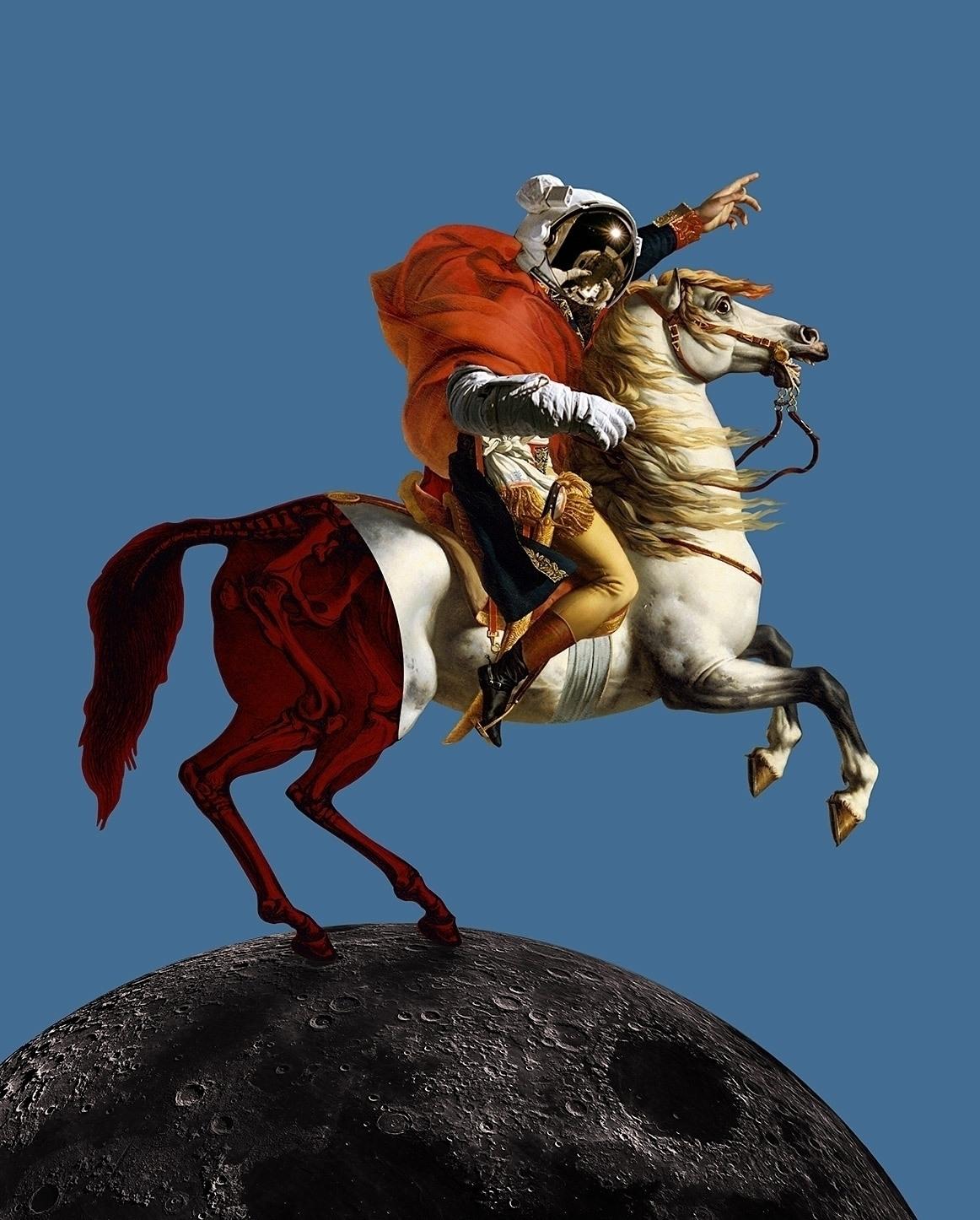 Napoleonic Chimera Jacques-Loui - eucanthos | ello
