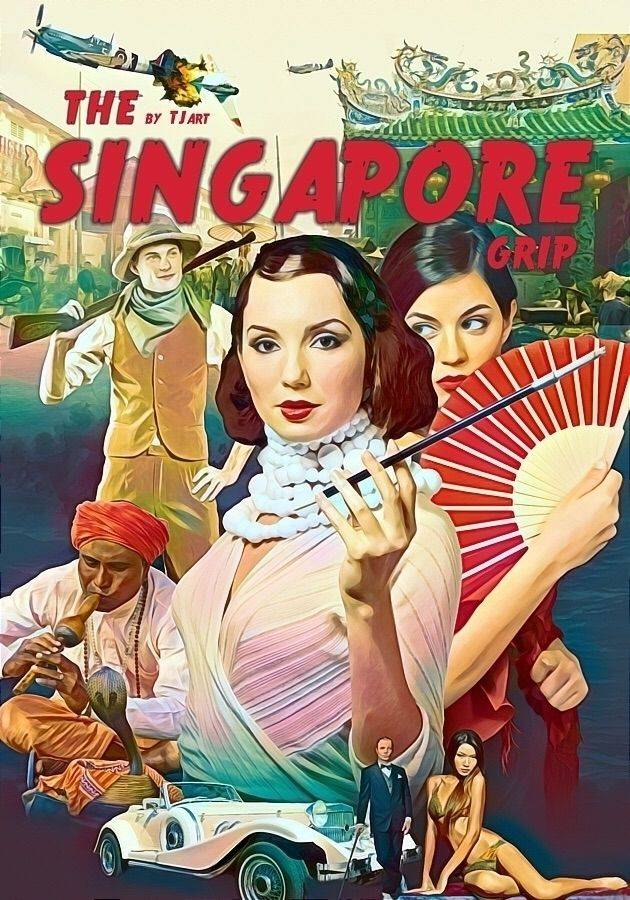 Singapore Grip Tommy Jordache A - tommyjordache | ello