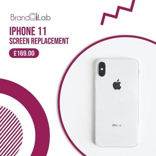 :star2:iPhone 11 Screen Replace - brandlablondonlimited | ello