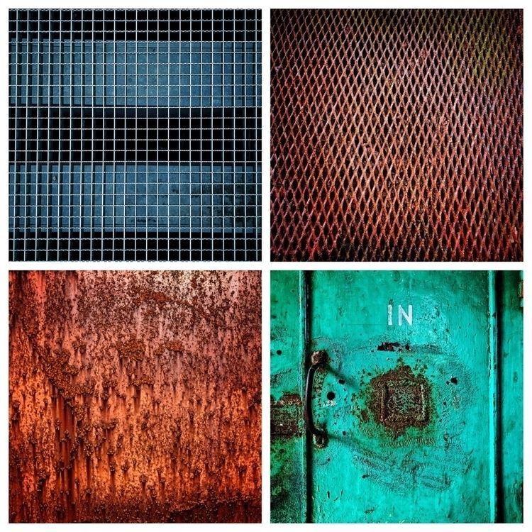 Metal Surface - photography, square - davidhawkinsweeks | ello