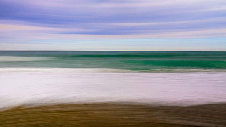Hunting Sea Glass - motion, sky - andrewnoiles   ello
