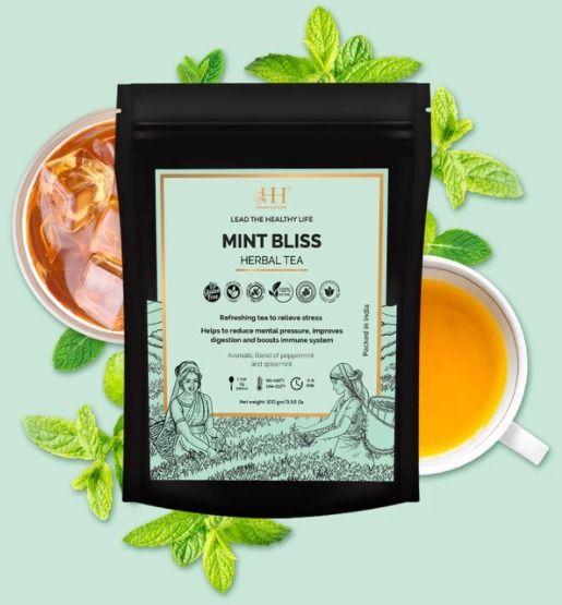 Mint bliss Tea breathes life de - healthyandhygiene | ello