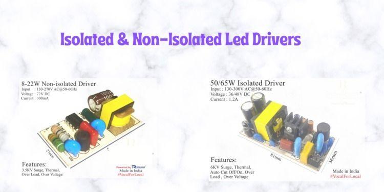 Isolated LED Drivers general li - technobeamsystems | ello