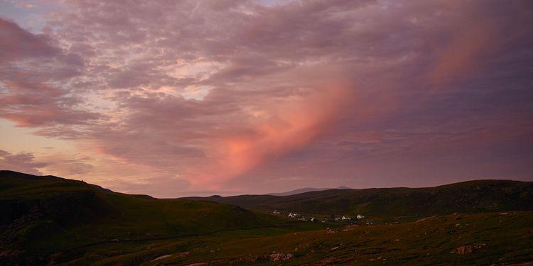 scotland, highlands, typ240, sunset - dfcf | ello