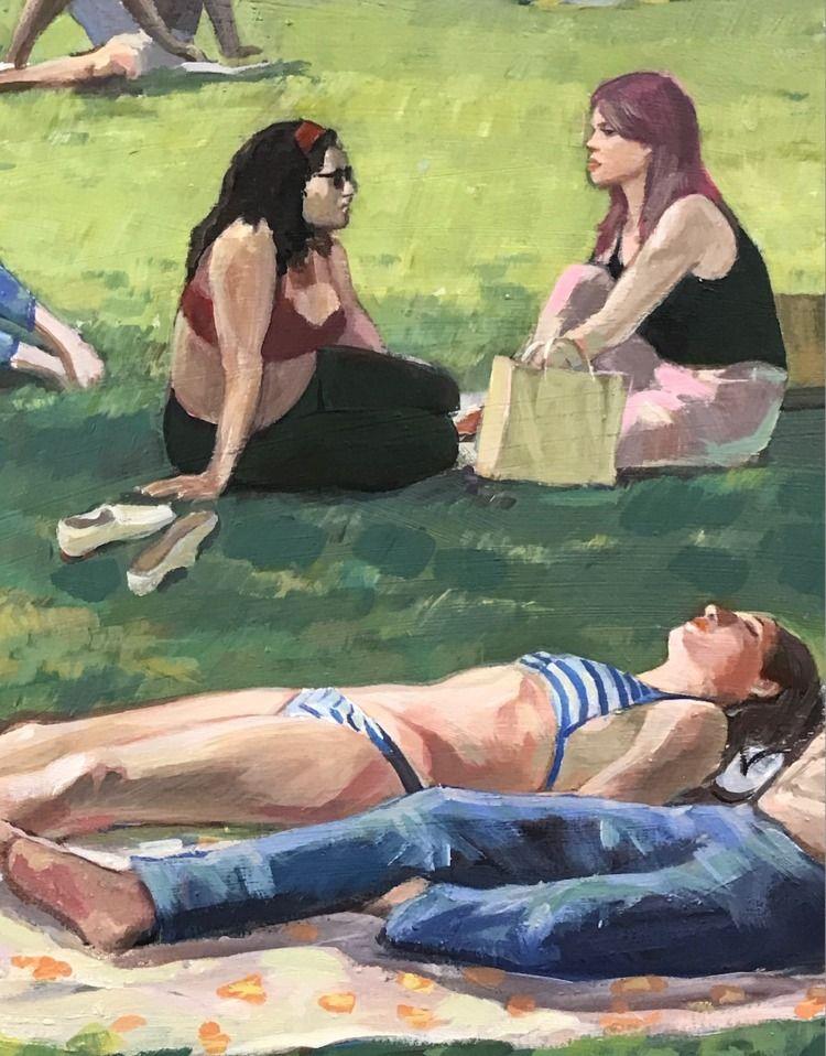 People York Park 2021 art divor - atsushiohashi   ello