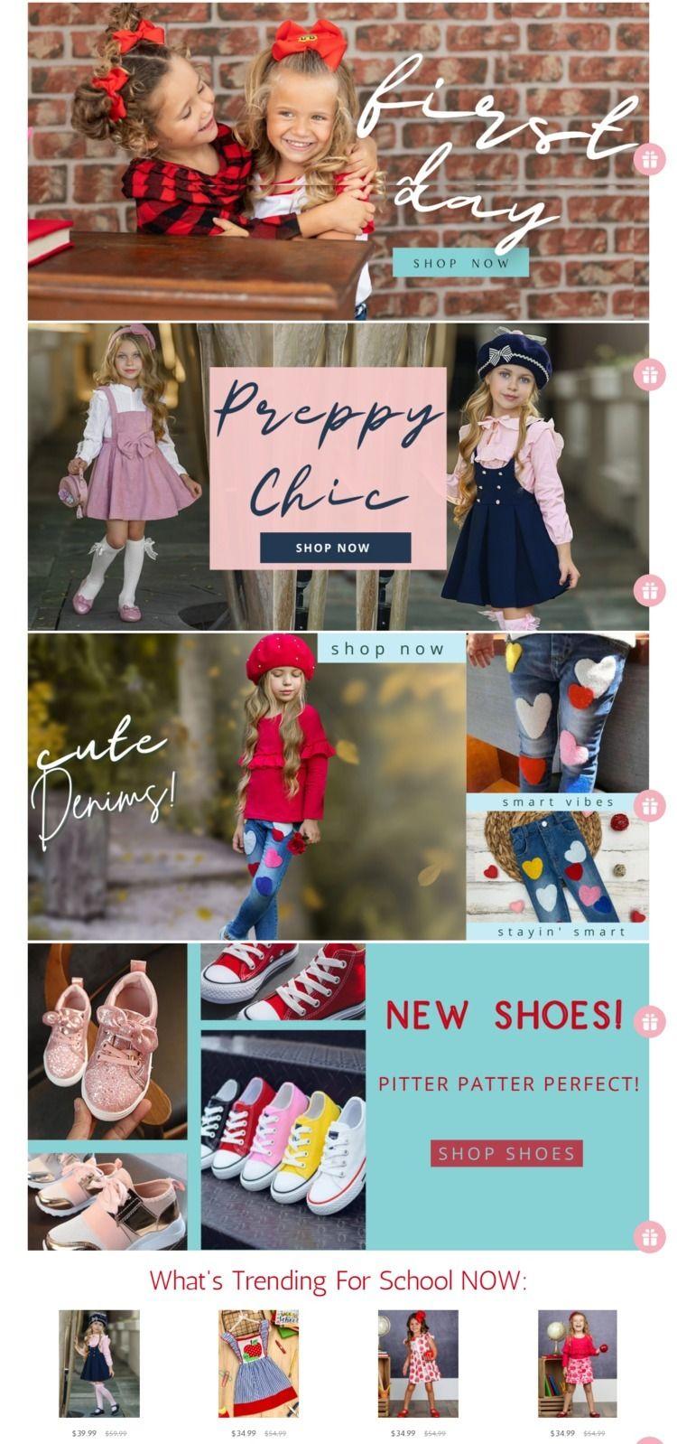 Trending School Clothes. trends - miabellegirls | ello