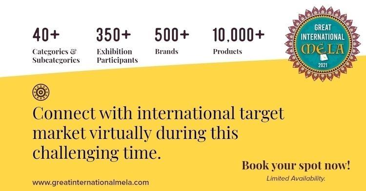Great International Mela 2021:  - greatinternationalmela | ello
