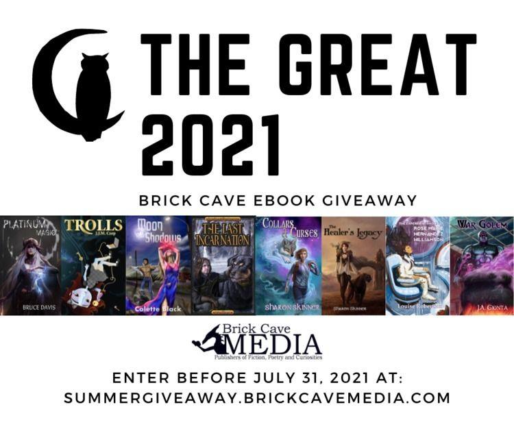 month giving 31 eBooks days Jul - brickcavemedia   ello