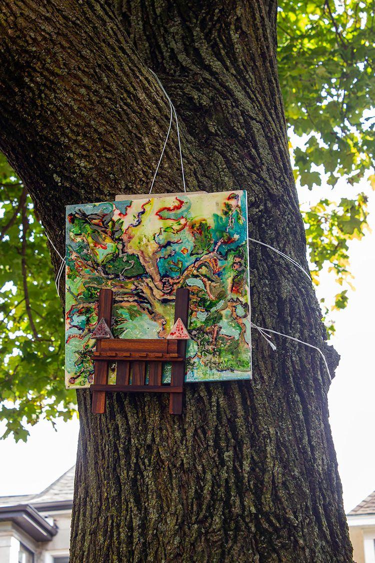 Tree, Rest 2019 - relational_irrealism - ngohuaminhtri | ello