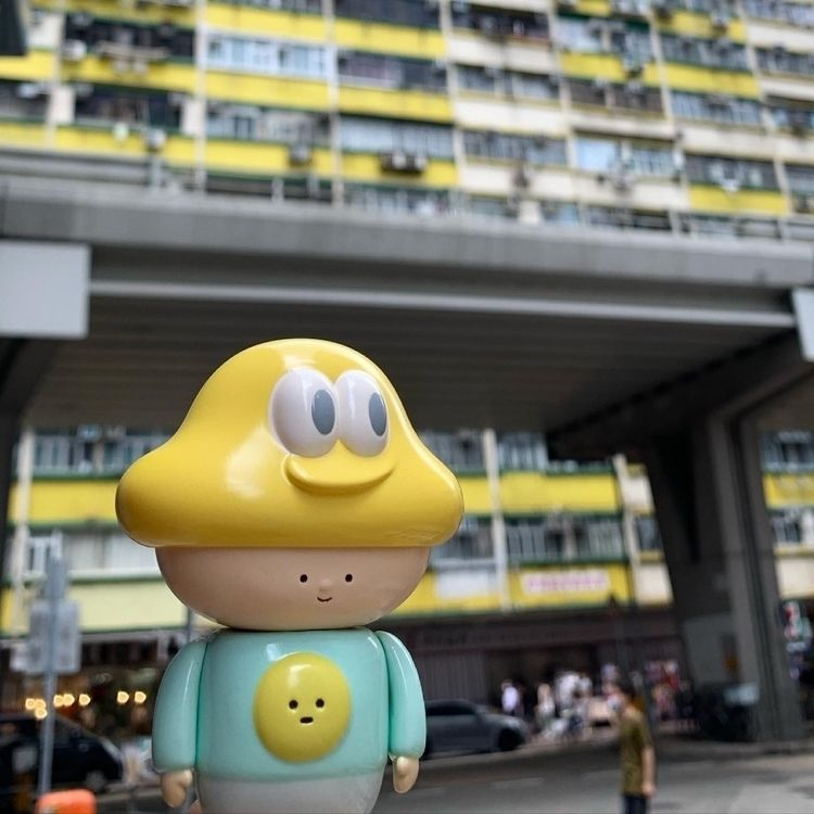 Bit Hong Kong Big Brain pics - bubiauyeung - bubi | ello