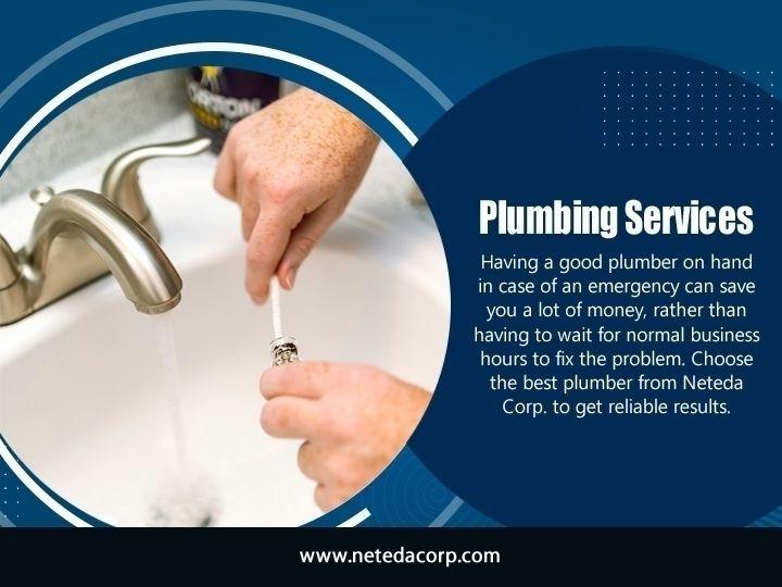 Plumbing Services Chicago North - 338aircon | ello