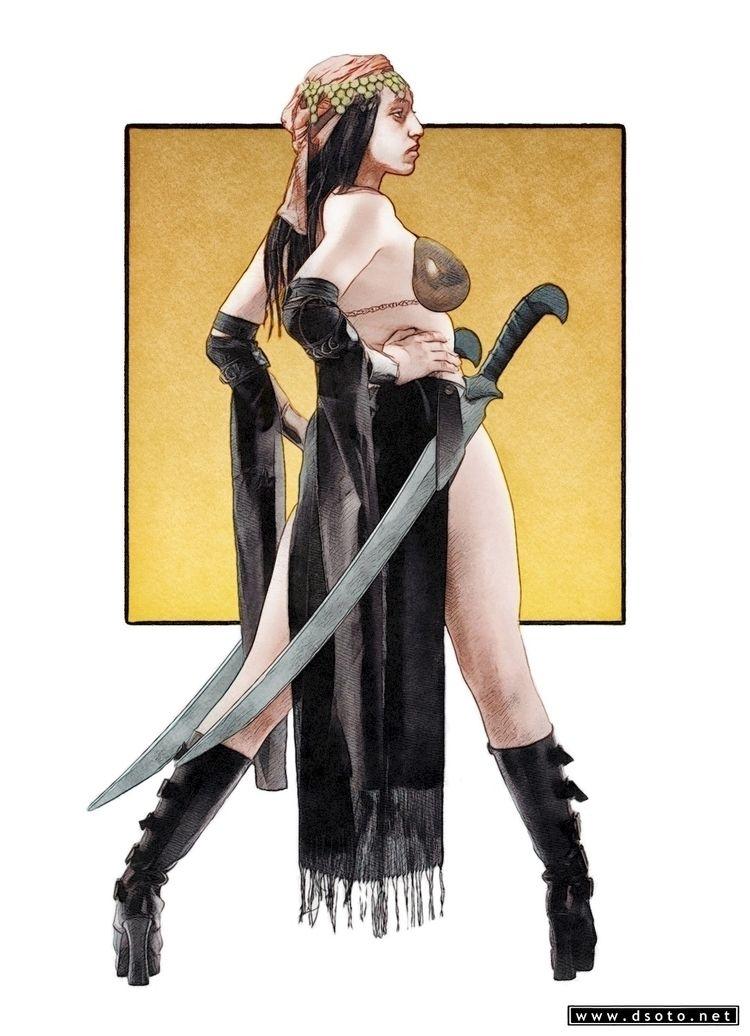 Warrior pride Orgullosa guerrer - dsoto | ello