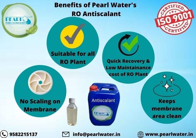 Pearl Water RO Antiscalant manu - pearlwater | ello