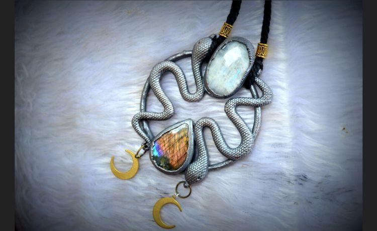 Lilith - witch, crystals, witchywoman - spiritualdragon | ello