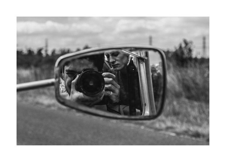 men, mirror, portrait, photo - a-v-b-e | ello