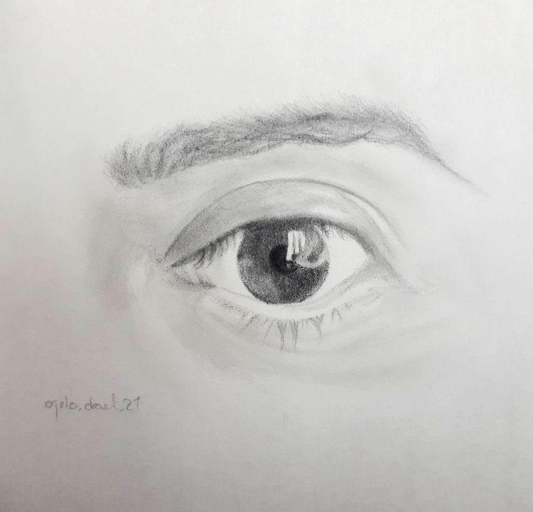 lamiradadelasemana, ojolo, art - ojolo | ello