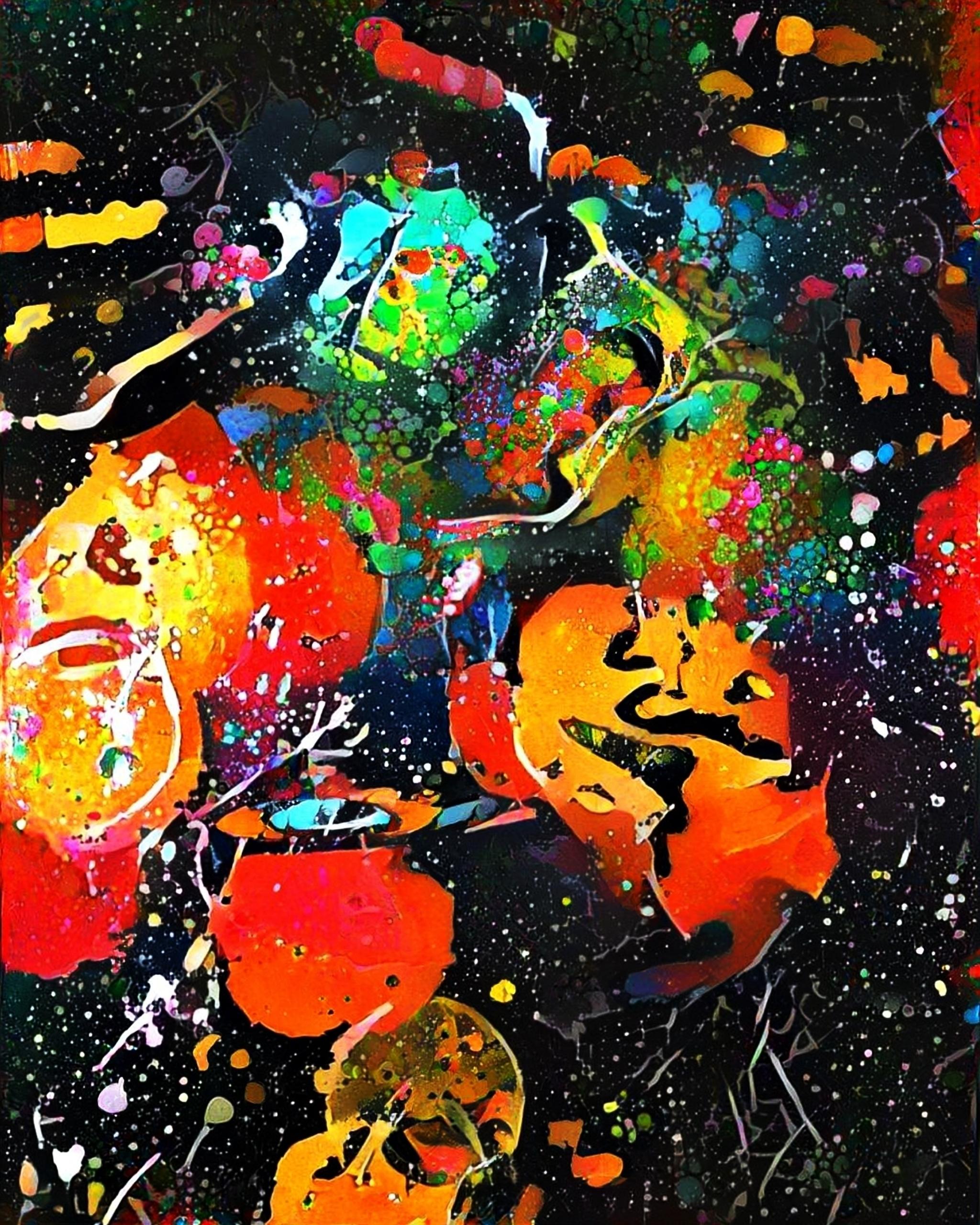 Abstract 3 abstracts - photography - kenlong   ello