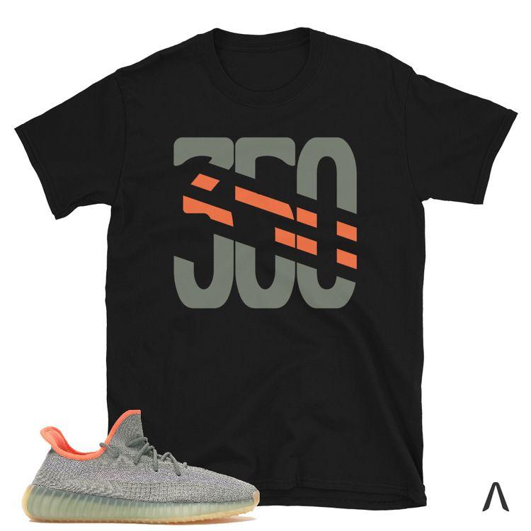 Shirt Match Yeezy Boost 350 V2  - kaatx   ello