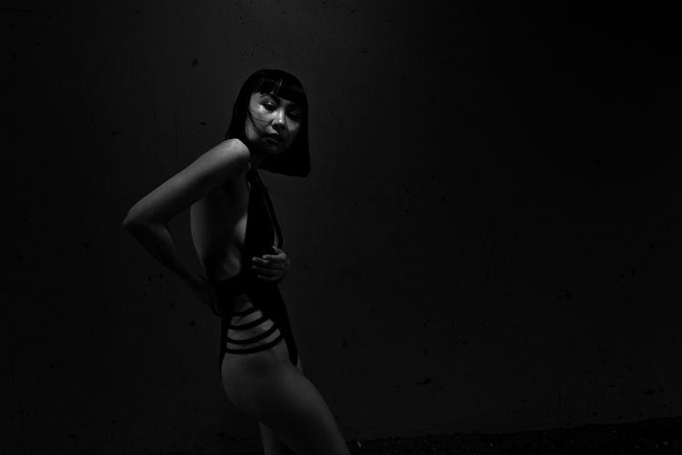 Light Dark - leica, model, portrait - ben-staley | ello