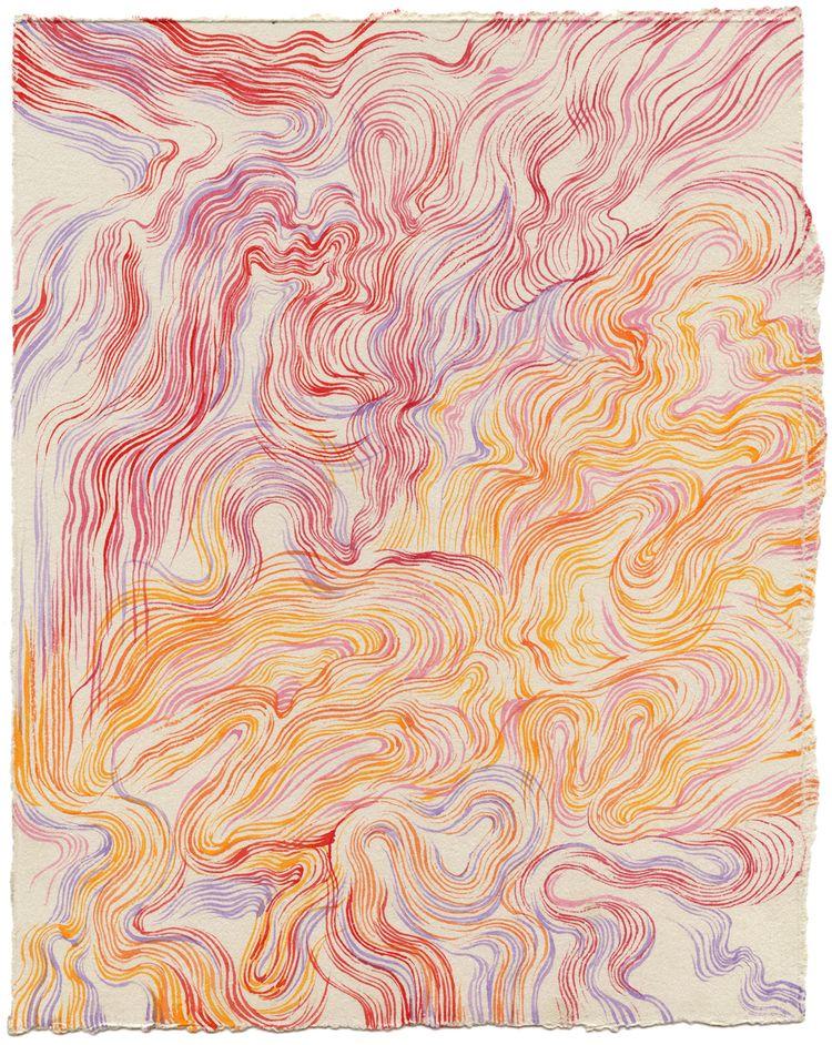 Rip IX Watercolor paper, 7x9 20 - jacobvanloon   ello
