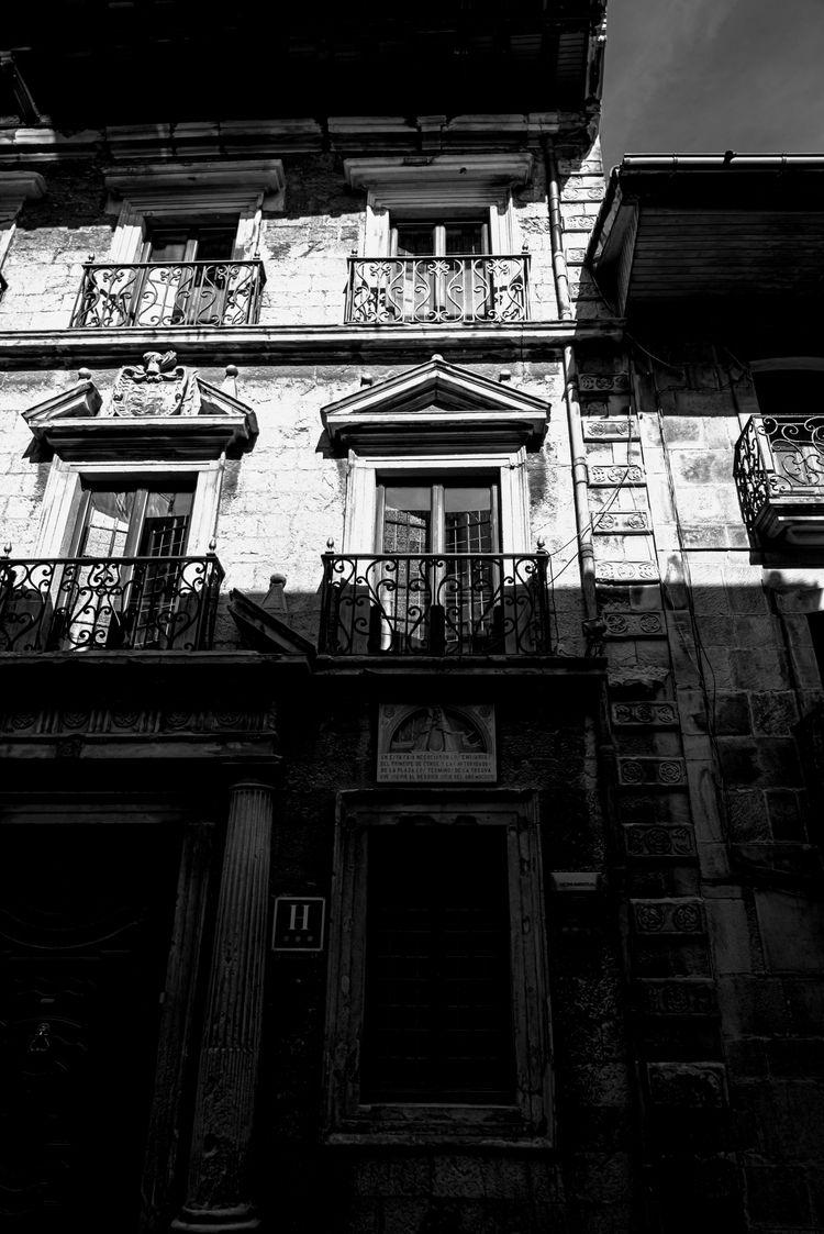 ello, blackandwhite, street, citylife - photocharly046 | ello