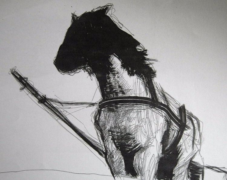 cavalo de Turim Sempre fiz da m - niilisto   ello
