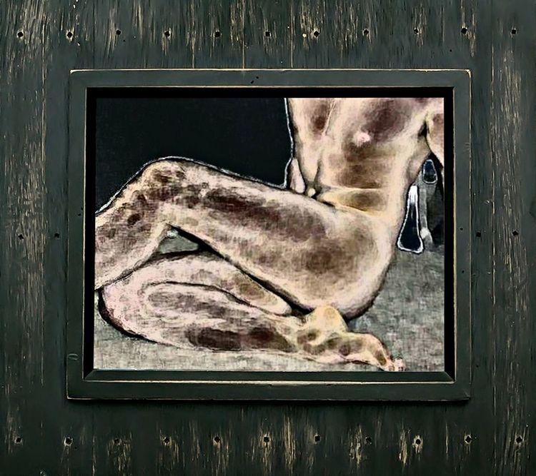 artistic nude - dis-enshant | ello