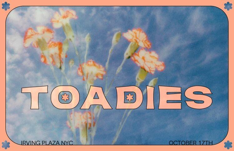 Toadies show October - keeleyy | ello