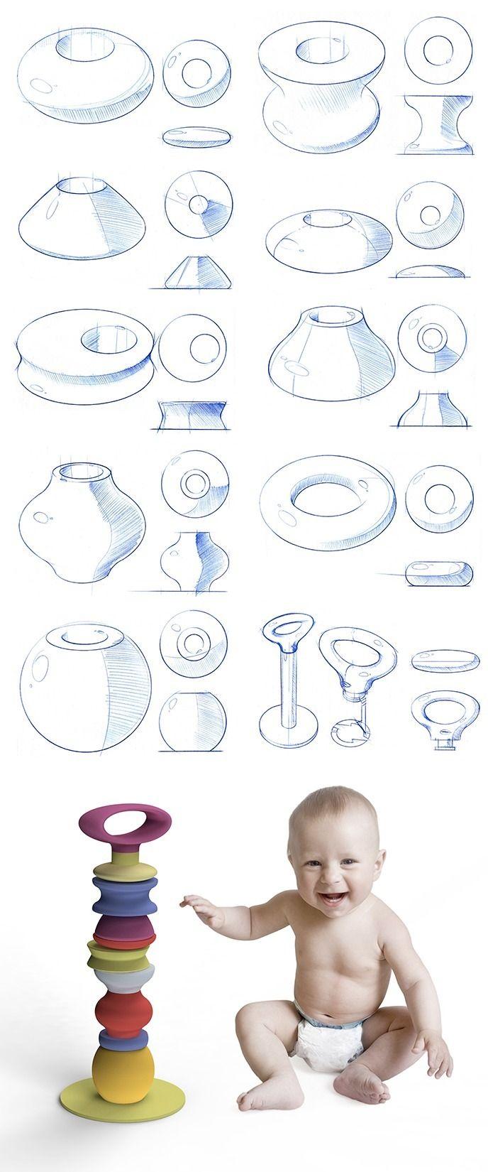 Process insight: sketch develop - jamesowendesign | ello