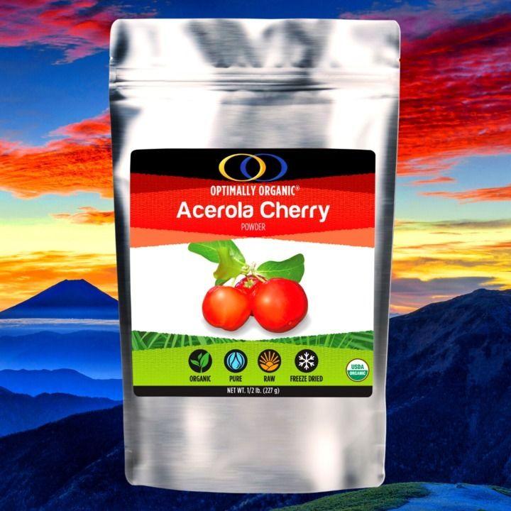 Optimally Organic Acerola Cherr - optimallyorganicproducts | ello