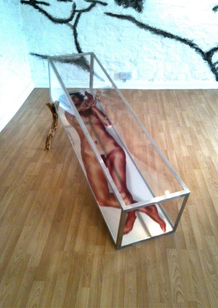 Trapped. 2013 London - artist, art - arpraph | ello
