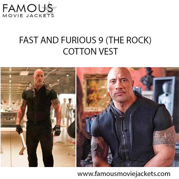 FAST FURIOUS 9 ROCK) COTTON VES - riscillalauryn91 | ello