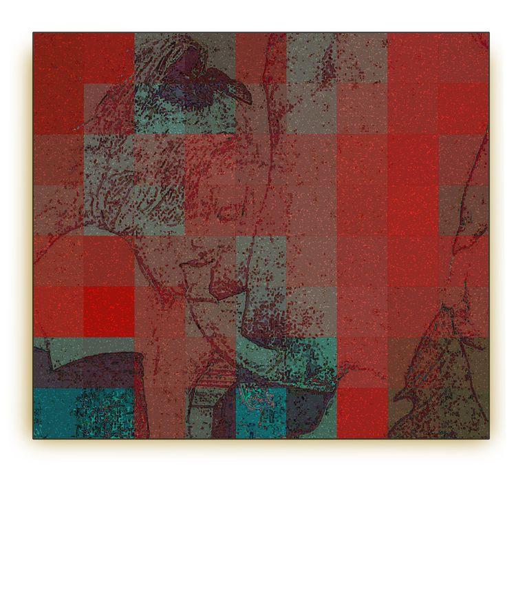 Wolf Man, digital (2021 - erotic_art - yowzer | ello