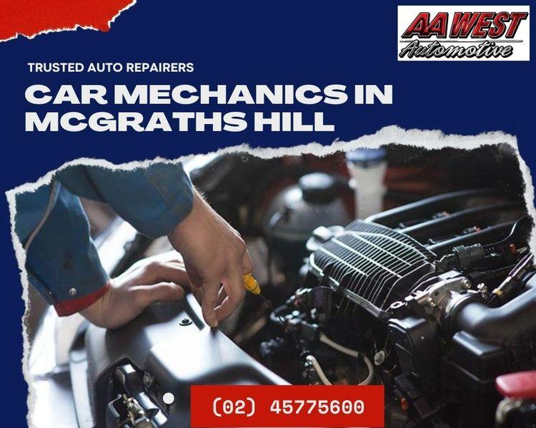 Mechanics | Car Service Mcgrath - aawestautomotive | ello