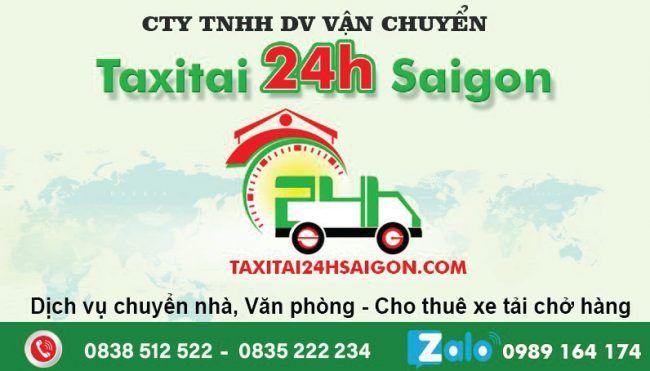 Công ty DV Taxi Tải 24h Sài Gòn - taxitai24h | ello