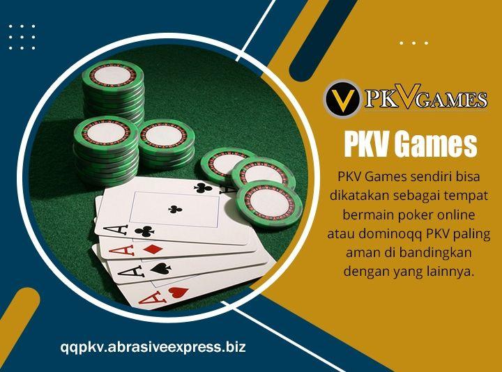 PKV Games Game dapat dimainkan  - abrasiveexpress | ello