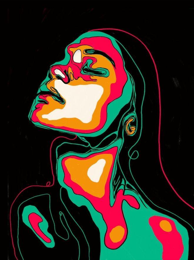 Intense Series - contemporary, painting - jucamaximo | ello