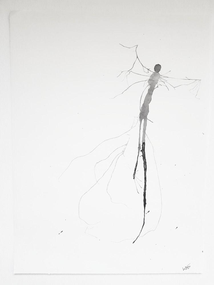 Watching 2020 Ink discomfort - Darkart - willmattlegg | ello