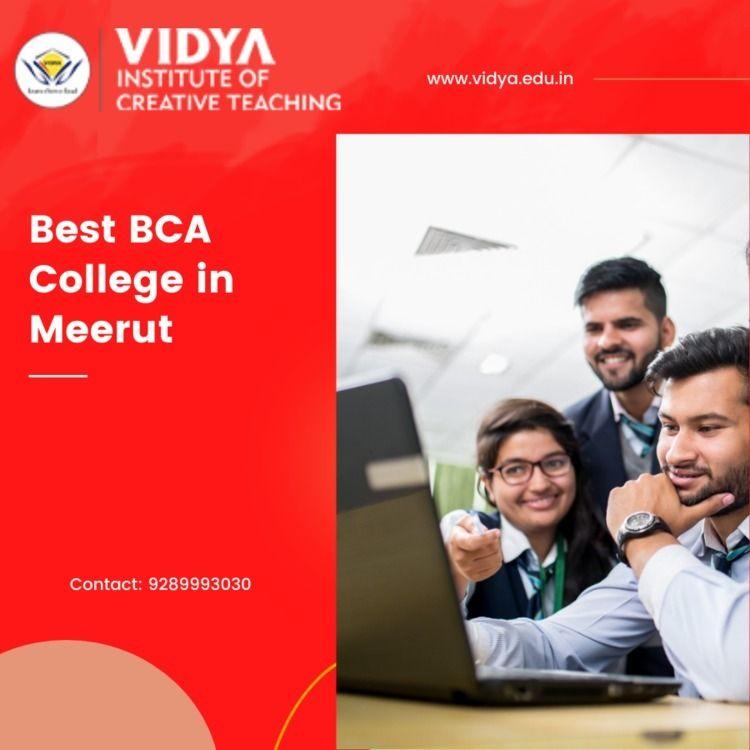 top BBA colleges Uttar Pradesh - vidya_knowledge | ello