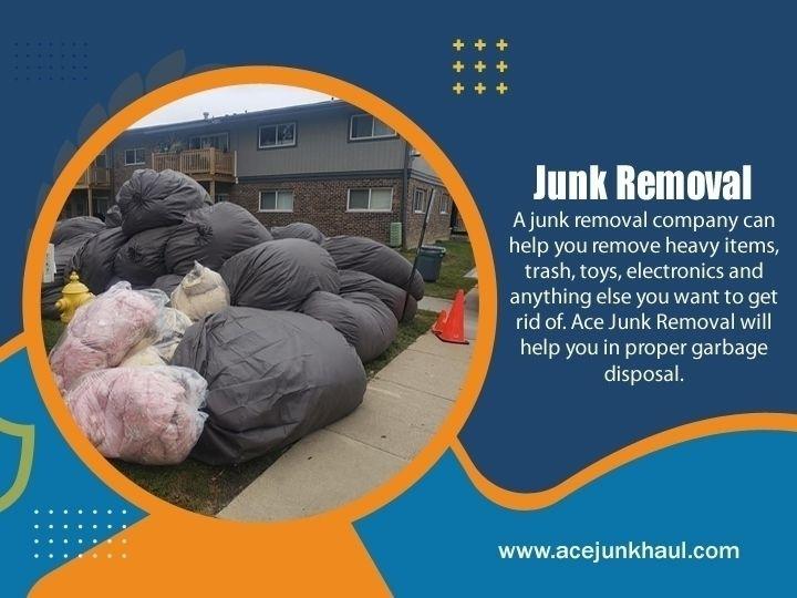Junk Removal Naperville removal - acejunkhaul | ello