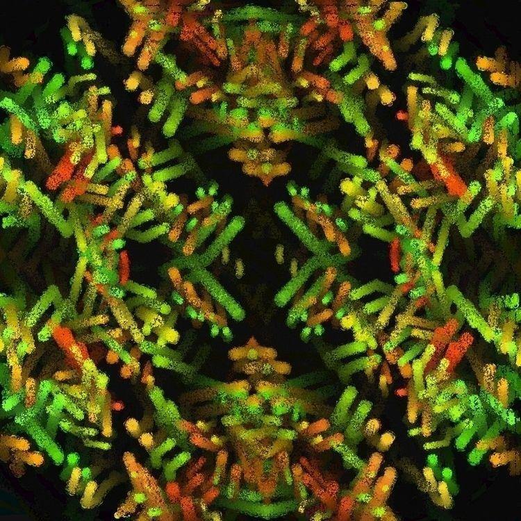 Kaleidoscopic Effect algorithms - reeserc | ello