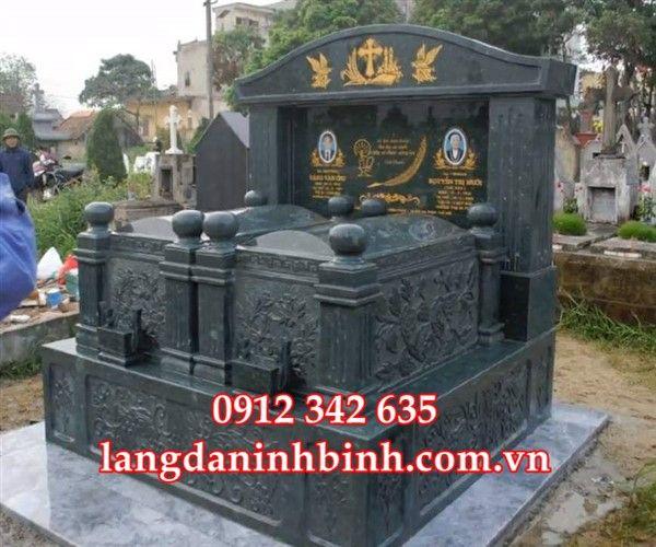mẫu mộ đôi đẹp - song thân bằng - langdaninhbinh635 | ello