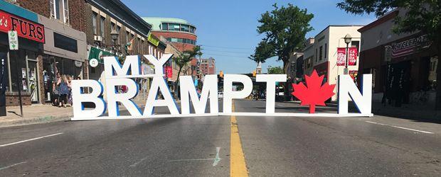 Brampton Canadian city Greater  - soldbysingh | ello