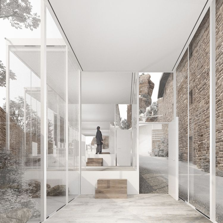 room - architecture, winter, vegetation - andreitheodorionita | ello