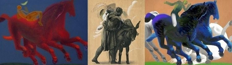 Arabian night. Painting. Art st - sergeykonstantinov   ello