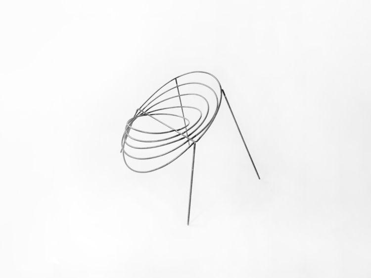 Circle chair frame - exploratio - ethangi | ello