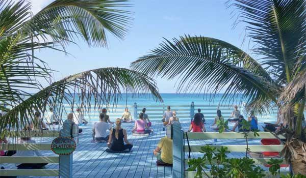 Yoga Retreats Caribbean - Vishn - vishnuyoga   ello