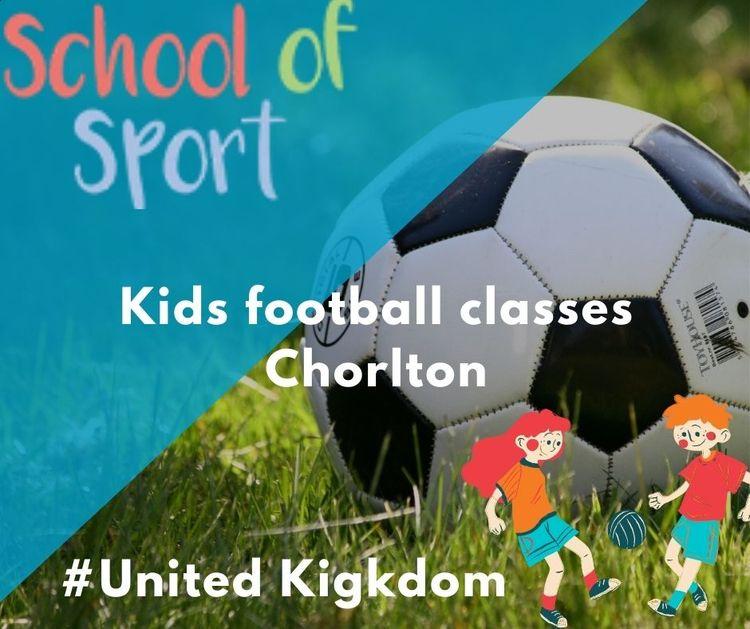 starting kids football classes  - schoolofsports   ello